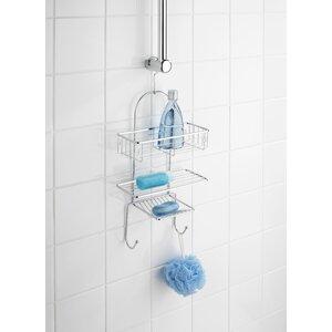Joanne Metal Hanging Shower Caddy
