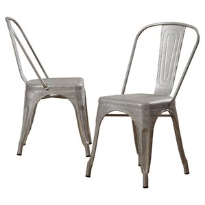 Uriarte Side Chair (Set of 2) by Mercury Row