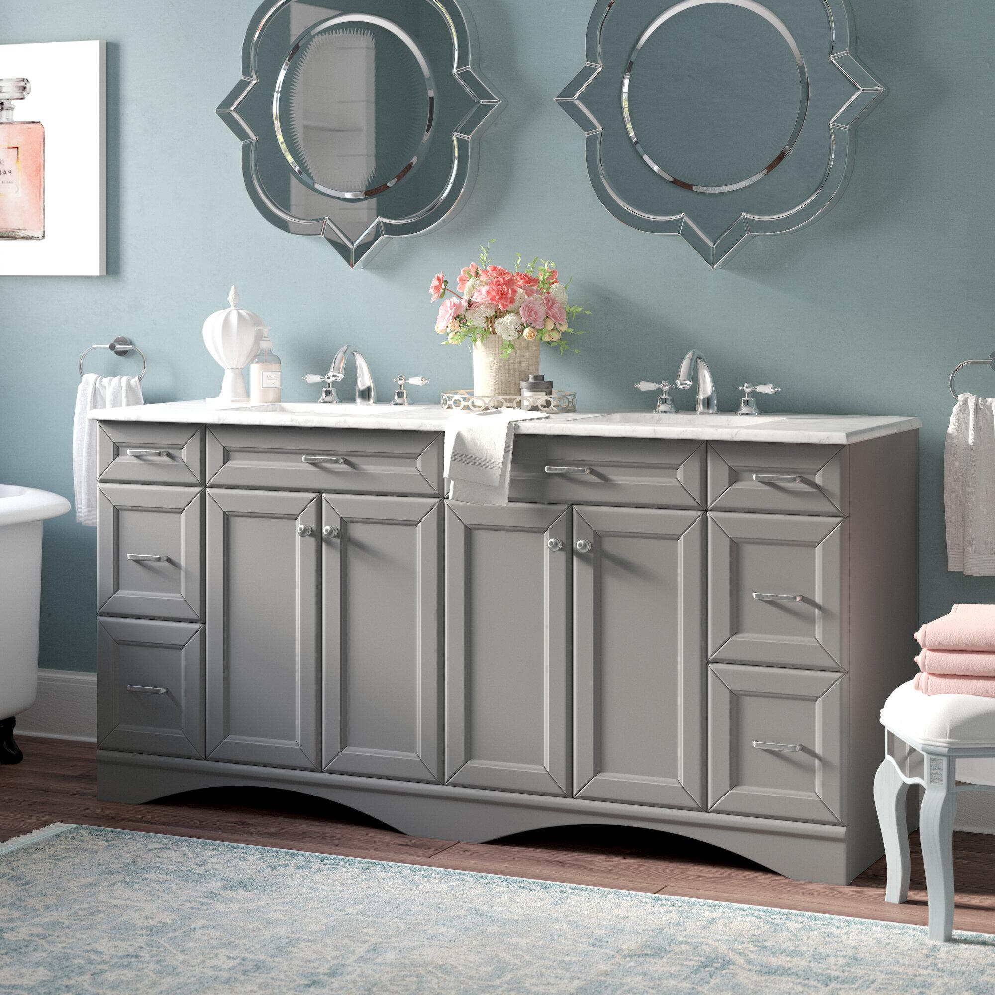 Super Jonina 72 Double Bathroom Vanity Set Interior Design Ideas Inesswwsoteloinfo
