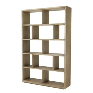Marguesa Geometric Bookcase