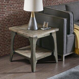Gracie Oaks Casimir End Table