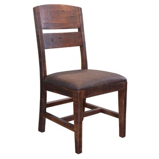 Stockdale Solid Wood Dining Chair (Set of 2)