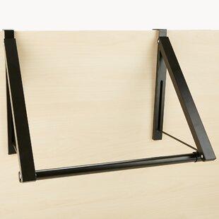 Order 18 Over the Door Collapsible Hanger Cloth Rack ByMind Reader