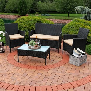 Straitson 4 Piece Sofa Set..