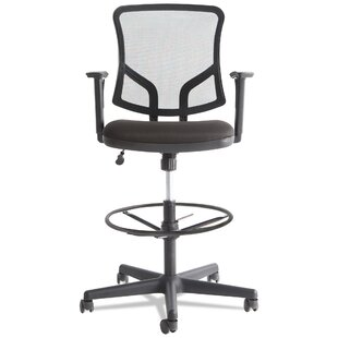Yingst Everyday Drafting Chair by Symple Stuff