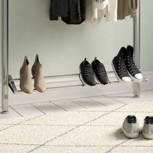 Relax 10 Pair Shoe Rack By Space Pro