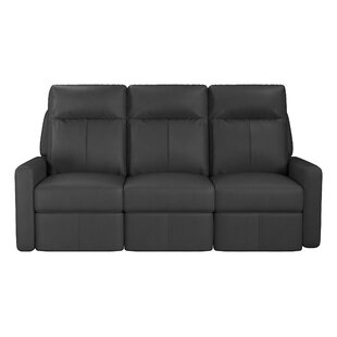 Shop Cody Leather Reclining Sofa by Westland and Birch