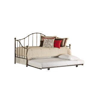 Reviews Roth Twin Daybed with Trundle by Birch Lane™ Heritage Reviews (2019) & Buyer's Guide