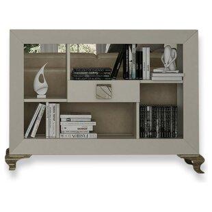 Lilou Standard Bookcase by Rosdorf Park