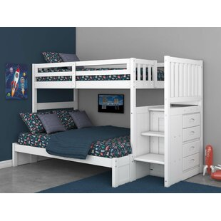 Reviews Herculaneum Twin over Full Bunk Bed by Harriet Bee Reviews (2019) & Buyer's Guide