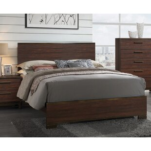 Demars Panel Bed by Wrought Studio