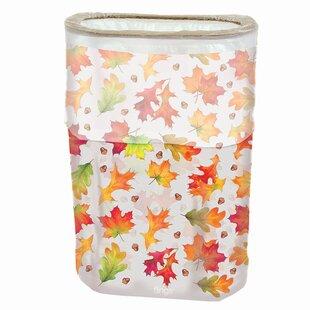 Autumn Fling 13 Gallon Trash Can