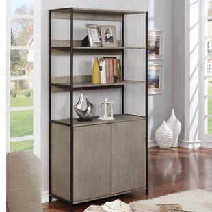 Melanie Standard Bookcase By 17 Stories