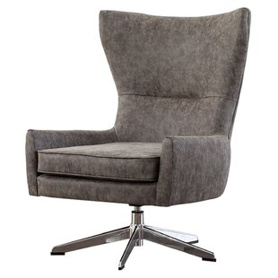 Langley Street Alberto Swivel Accent Chair