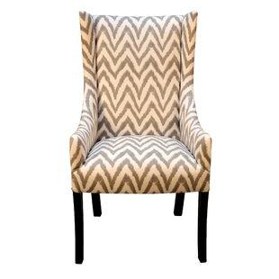 Latitude Run Lulu Wingback Chair