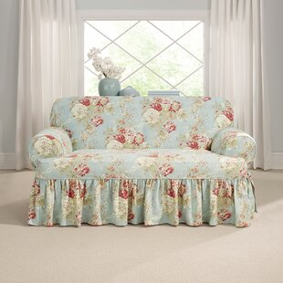 Ballad T-Cushion Loveseat Slipcover