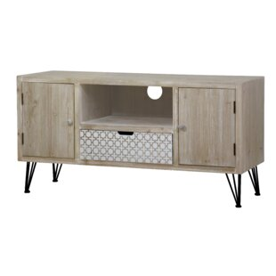 Winding TV Stand For TVs Up To 42