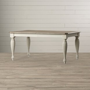 Great Price Quevillon Dining Table ByLark Manor