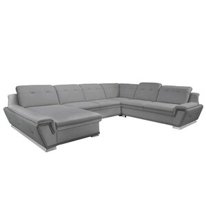 Donecia� Sleeper Sectional by Orren Ellis