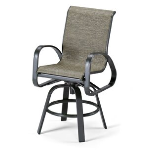 Primera Swivel Patio Dining Chair