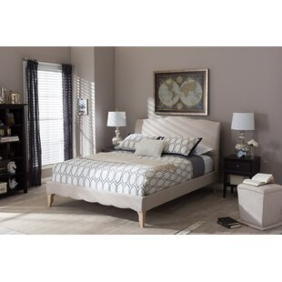Pondella Upholstered Platform Bed