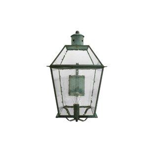 Elara Outdoor Wall Lantern by Gracie Oaks