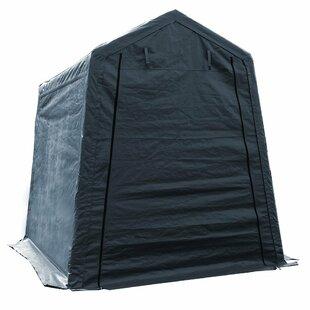 Abba Patio 6 Ft. W x 8 Ft. D Steel Pop-Up Canopy