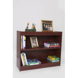 Essentials Laminate Series Etagere Bookcase by NORSONS INDUSTRIES LLC