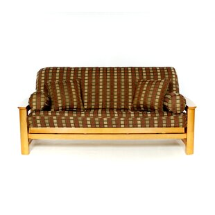 Stetson Box Cushion Futon Slipcover