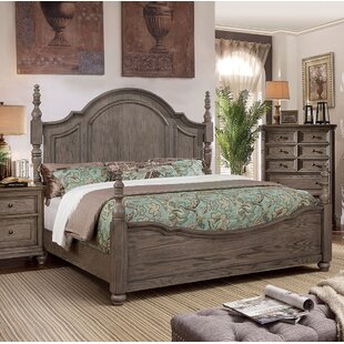 Marla Panel Bed
