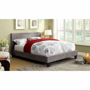 Jago Upholstered Platform Bed