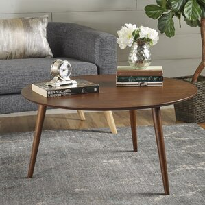 Peacham Wood Coffee Table by George Oliver