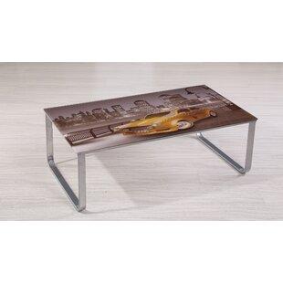 Tab Scene Decor Coffee Table by Ebern Des..