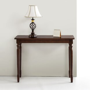 Gavril Wood Console Table by Darby Home Co