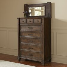 Bartlette Lingerie Chest by Darby Home Co
