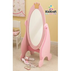 kidkraft princess toddler four poster customizable bedroom set