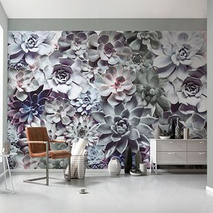 "wall murals you\u0027ll love wayfairwilhelm shades 145"" x 99\"" wall mural"