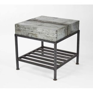 Dubbo End Table by 17 Stories