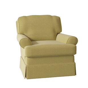 Alleman Swivel Armchair by Darby Home Co