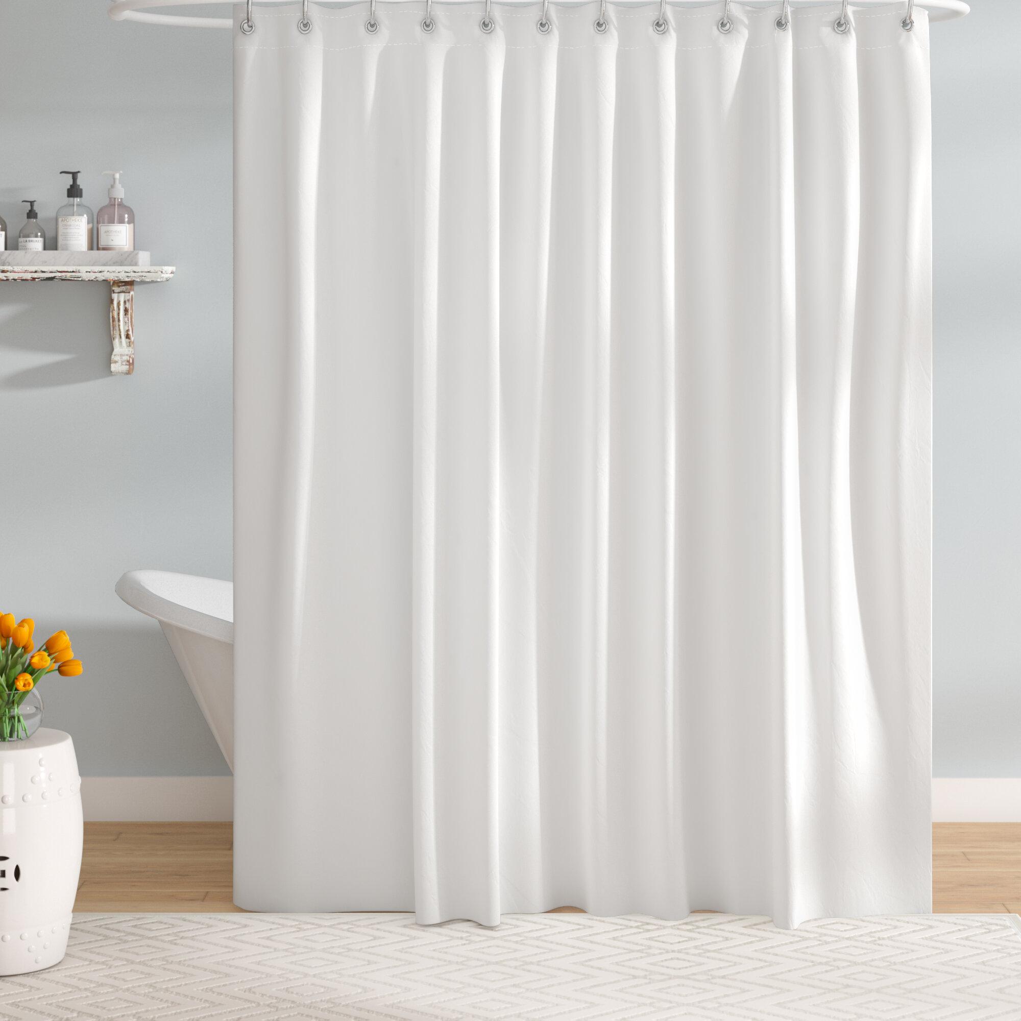 Symple Stuff EVA Shower Curtain Liner Reviews
