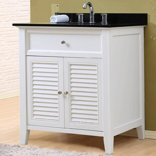 Shutter 32 Single Vanity Set by J&J International LLC