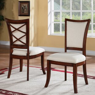 Leander Side Chair (Set of 2) by World Me..