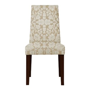 Haddonfield Floral Side Chair (Set of 2) by Latitude Run