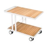 Grace Teak Bar Serving Cart