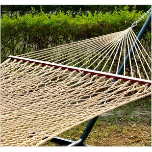 Freeport Park Payton Fabric Hammock Rope Tree Hammock