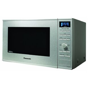 21 1.2 cu.ft. Countertop Microwave by Panasonic?