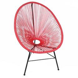 Pampasan Chair polivaz acapulco wire basket papasan chair & reviews | wayfair
