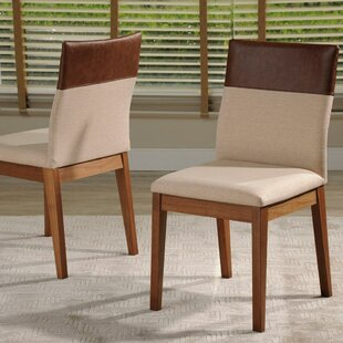 Tarvin Upholstered Dining Chair Union Rustic