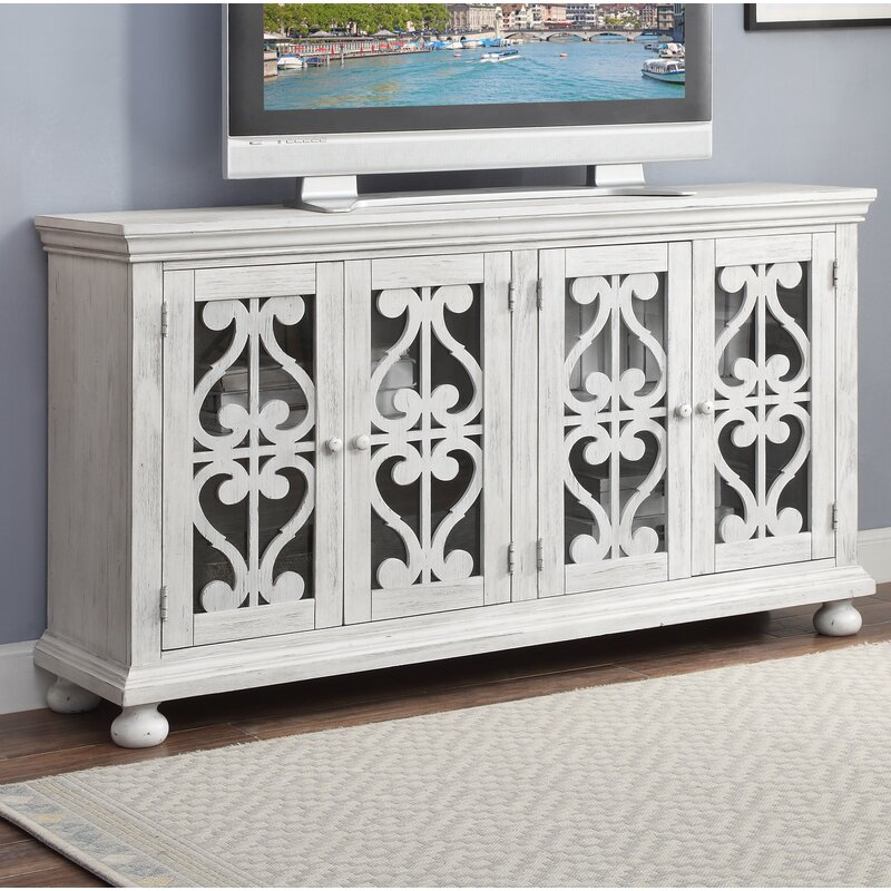 Caigan 4 Door Media Sideboard