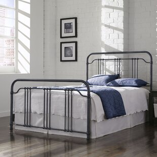 Suvarna Complete California king Panel Bed by 17 Stories